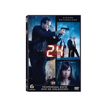 24 Horas Temporada 7 , Siete Serie Tv En Dvd