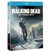 The Walking Dead Temporada 5 Bluray
