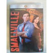 Smallville Serie Temporado 8 Original