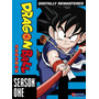 Dragon Ball Temporada 1 Uno Uncut Serie Anime Importada Dvd