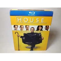 Dr House Md 7 Temporada Septima Blu Ray Serie Tv
