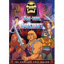 He-man Temporada 1 Uno , Serie De Tv Importada En Dvd