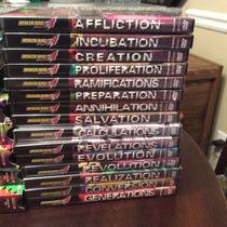 Dragon Ball Gt Dvds Del 2 Al 14 En Perfecto Estado Americas