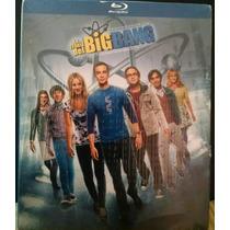 La Teoria Del Big Bang Blu Ray Temporada 1 A La 6 Nueva