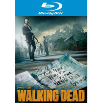 The Walking Dead Quinta Temporada 5 Cinco Serie Tv Blu-ray