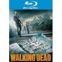 The Walking Dead Quinta Temporada 5 Cinco Serie Tv Blu-ray