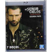 El Señor De Los Cielos Temporada 1 Y 2 Completas En Blu-ray