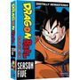 Dragon Ball Temporada 5 Cinco Serie Anime Importada Dvd