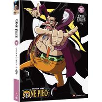 One Piece Coleccion 9 Nueve Serie Anime Tv Importada En Dvd