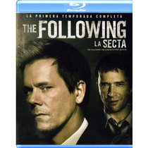 The Following Paquete Temporadas 1 Y 2 Serie Tv En Blu-ray
