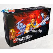 Thundercats La Serie Completa En Boxset De Lujo Dvd