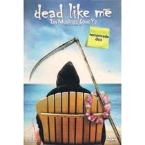 Dead Like Me Temporada 2, Dos. Serie De Tv En Dvd