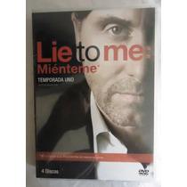 Lie To Me, Mienteme, Temporada 1, Uno. Serie De Tv En Dvd