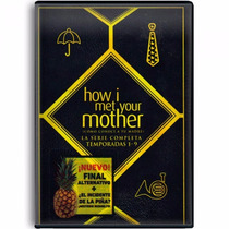 How I Met Your Mother Boxset Serie Completa En Dvd