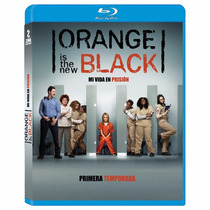 Orange Is The New Black- Blu-ray 1 Temporada