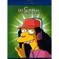 Los Simpsons Temporada 15, Quince. Serie Tv En Blu-ray