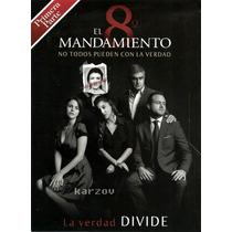 El 8o. Mandamiento, Primera Parte, Serie Tv Mexicana, Dvd