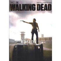 The Walking Dead, Paquete Temporadas 1,2,3. Serie Tv En Dvd