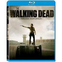 The Walking Dead, Paquete Temporadas 1,2,3. Serie Tv Blu-ray