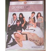Gossip Girl (chica Indiscreta) Segunda Temporada 2 7 Dvds