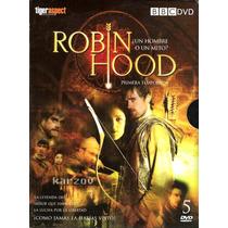 Robin Hood, Primera Temporada, Uno 1, Bbc, Serie Tv, Dvd