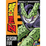 Dragon Ball Z: Temporada Cinco (6 Dvd Set)