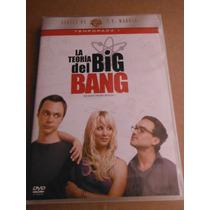 The Bing Bang Theory Season 1 Serie Tv Set 3 Dvd