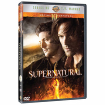 Supernatural Decima Temporada 10 Diez , Serie Tv En Dvd
