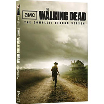 The Walking Dead Temporada 2 ( Segunda ) En Dvd