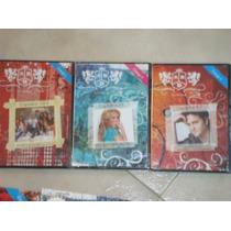 R B D La Familia 3- Dvd Cap: 1 A 3, 4 A 5 Y 6a 7, + Revistas