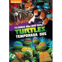 Las Tortugas Ninja Tmnt Temporada 2 Dos , Serie Tv En Dvd