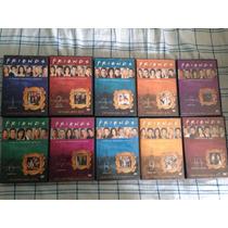 Colección Completa De Friends En Dvd A Un Super Precio.