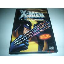 Dvd X-men La Leyenda De Wolverine Serie Animada