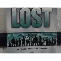 Serie Lost Primera Temporada Dvd Como Nueva