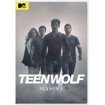 Teenwolf , Temporada 4 Cuatro , Serie De Tv En Dvd