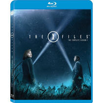 The X Files : Primera Temporada - Bluray Importado Usa