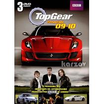 Top Gear Bbc Temporada 09-10, Vol. 1, 2, 3, Dvd