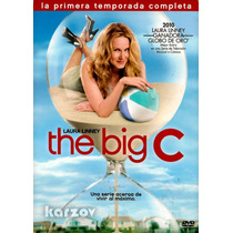 The Big C, La Primera Temporada Completa 1, Serie Tv, Dvd