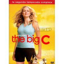 The Big C, La Segunda Temporada Completa 2, Serie Tv, Dvd