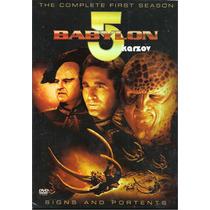 Babylon 5, Temporada 1, Uno. Serie De Tv En Dvd