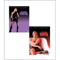 La Femme Nikita, Temporadas 1 Y 2, Serie De En Formato Dvd.