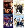 Las Vegas, Temporadas 1 A La 4, Serie De Tv En Formato Dvd
