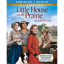 Little House On The Prairie Temporada 6 Collection Blu-ray