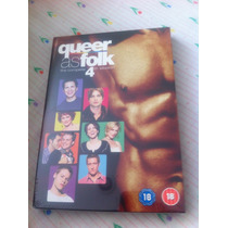 Queer As Folk 4th Season Importada De Inglaterra