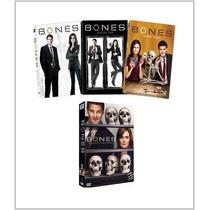 Bones, Huesos. Las 4 Temporadas, Serie De Tv En Formato Dvd