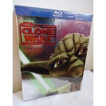 Star-wars Clone Wars, En Formato Blu-ray Temporada 2