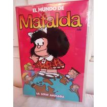 El Mundo De Mafalda, La Serie Animada. Serie De Tv En Dvd