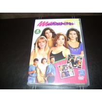 Muchachitas Telenovela Televisa 1991 ( 4 Discos Dvd )