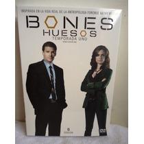 Bones, Huesos. Temporada 1 Completa En Formato Dvd