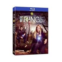 Fringe La Gran Conspiracion, Temporada 2 En Formato Blu-ray